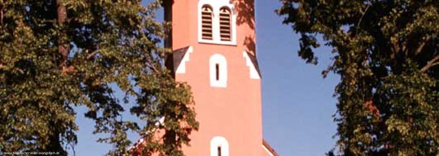 Zachäuskirche Furth
