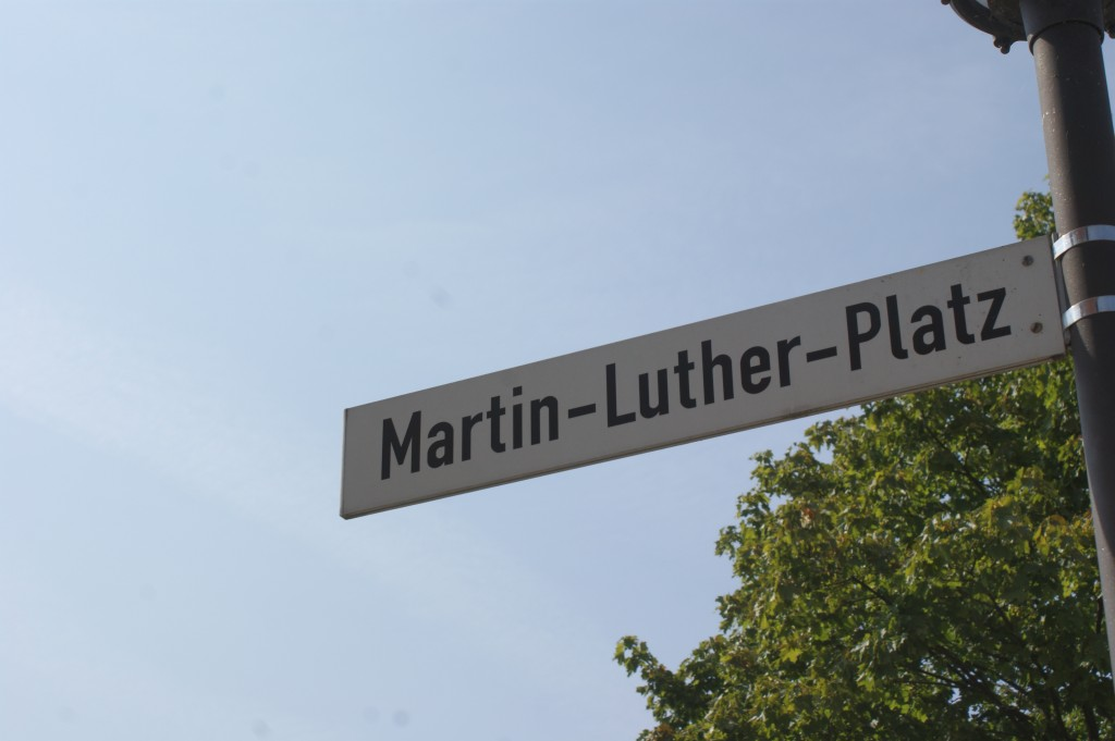 Der Martin-Luther-Platz