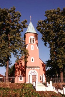 Zachäuskirche Furth
